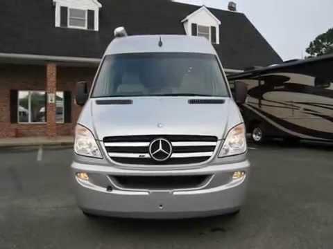 2012 airstream interstate 3500 22 39 mercedes sprinter for Mercedes benz sprinter 3500 rv