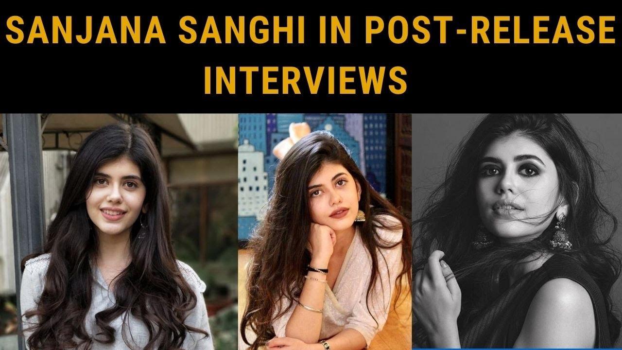 Some Beauty Inspiration From Sanjana Sanghi