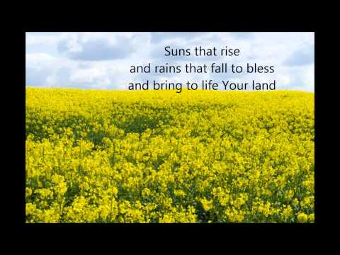 The Color Green by Rich Mullins with Lyrics