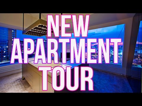 EMPTY APARTMENT TOUR!!