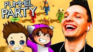 WIR BRINGEN UNS UM !! - Pummel Party (mit Mexify und Furdis) | Danny Jesden