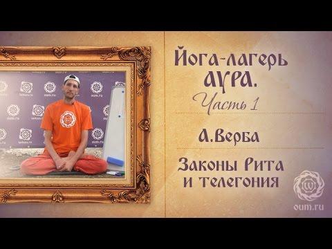 Йога-лагерь Аура, часть 1. Законы Рита и Телегония