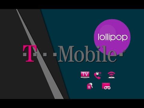 LG G3 - Android Lollipop [D851][T-Mobile]