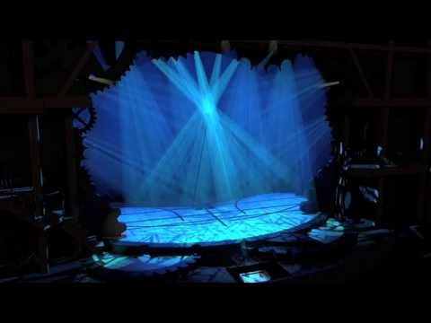 New 3d Animation Wallpaper Wicked Musical Defying Gravity 3d Stage Animation Hd