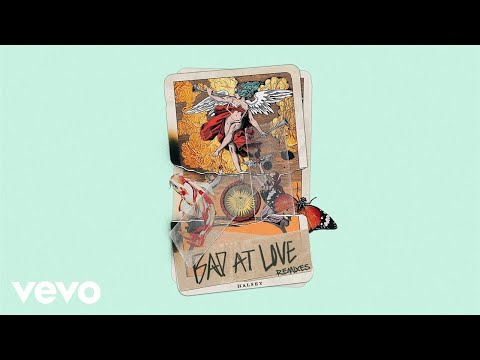 Halsey, Dillon Francis - Bad At Love Dillon Francis Remix/Audio
