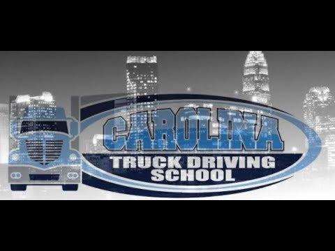 Carolina Truck Driving School Charlotte North Carolina Red Viking