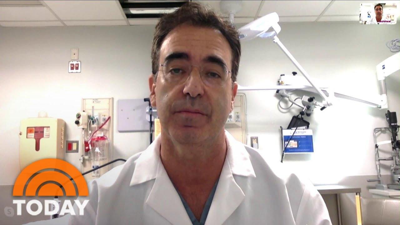 Coronavirus Patient And His Doctor Explain 'Long-Haul' Symptoms | TODAY