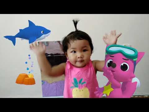 WE LOVE PINKFONG BABY SHARK  - Clarence Balba