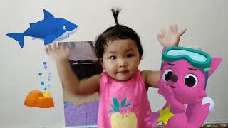 WE LOVE PINKFONG BABY SHARK  - Lara Athena Boridas