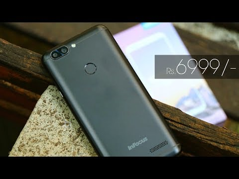 InFocus Vision 3 Unboxing & Quick hands on  Hindi