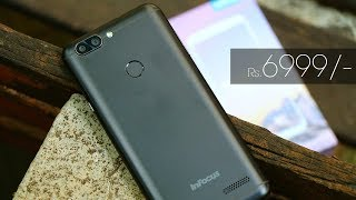 InFocus Vision 3 Unboxing & Quick hands on Video [Hindi]