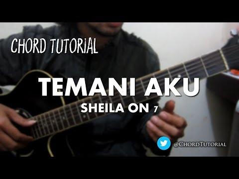 Temani Aku - Sheila On 7 (CHORD)