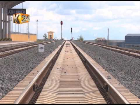 Kenya gears up for the launch of the SGR