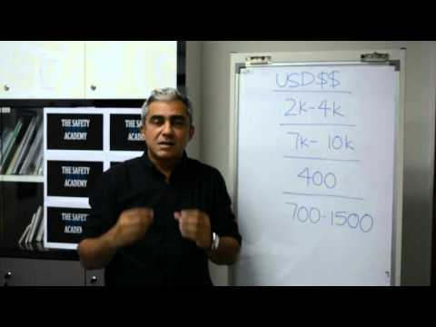 How Much Does A Safety Expert Make? - The Safety Experts Academy