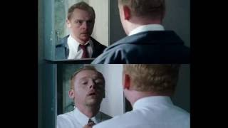 Shaun of the Dead (Reiteration Scenes)