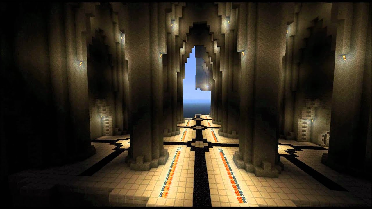 Minecraft Mines Of Moria Download Link YouTube