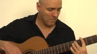 Spanish Caravan - The Doors - Vocals and Guitar