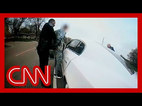 Bodycam footage released in police killing of Daunte Wright