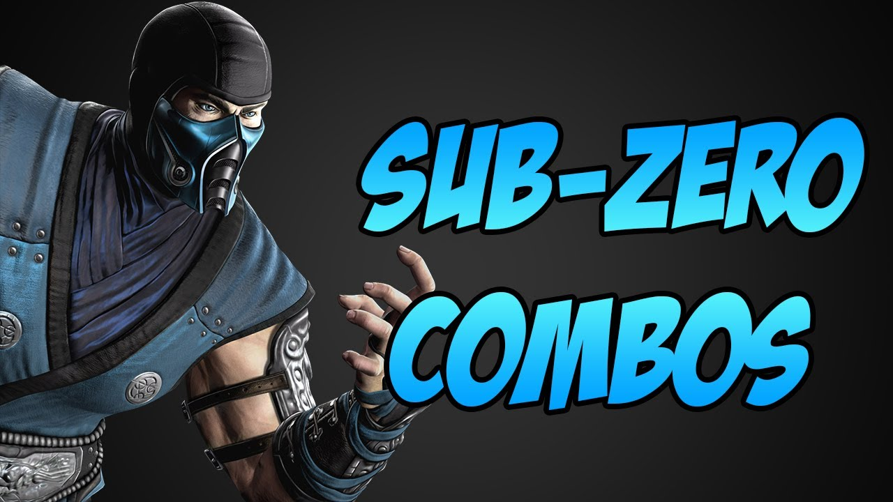mortal kombat 9 sub zero combo video youtube. Black Bedroom Furniture Sets. Home Design Ideas