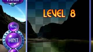Bejeweled 2 Deluxe how to hit 1M and lvl 10 at action mode part 1