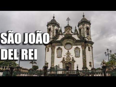 Conheça São João del Rei em Minas Gerais!
