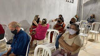 Encontro Bíblico Doutrinário - Ponto de Pregação do Jardim Guanabara - 14.01.2021 - Rev Edmilson