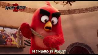 The Angry Birds Movie 2 Sneak Peek - in cinemas 29 August 2019