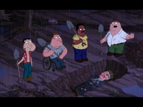 ГРИФФИНЫ : Питер и компания друзей в роли авторов фильма.