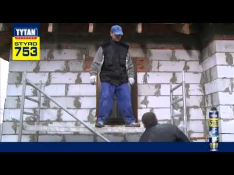 видео: Как быстро клеить пенопласт на стены.