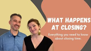 Closing on a House | What to Expect