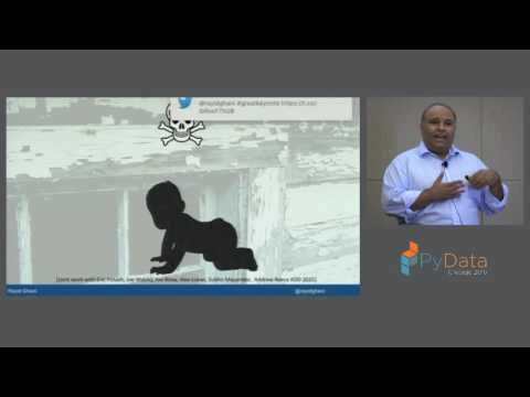 Rayid Ghani | Keynote: Using Data Science for Social Good: Examples, Opportunities, and Challenges
