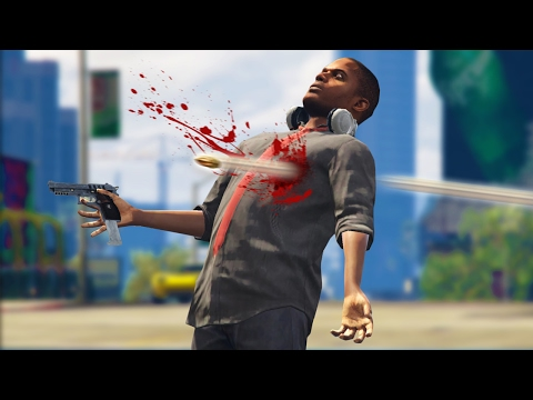 gta 5 online how to avoid getting killed