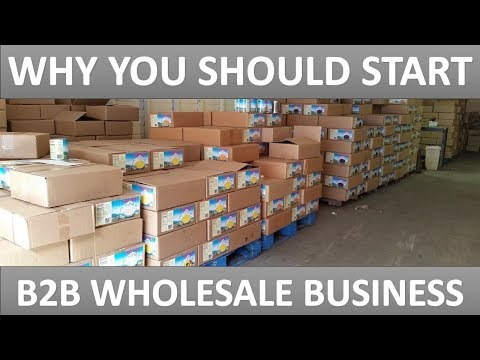 Why You Should Start B2B Wholesale Business Along with Online Business