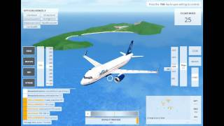 ROBLOX | UP WITH THE STARS!! | Roblox Flight Simulator #2
