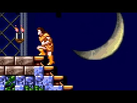 Castlevania (Enhanced Graphics Hack) Playthrough (No Death)