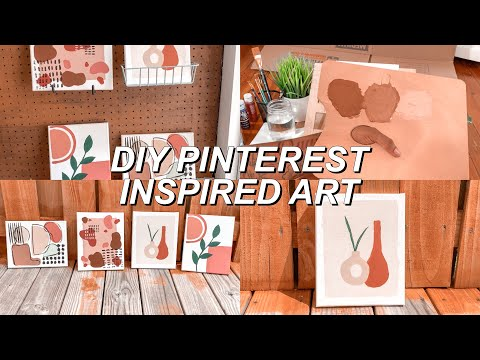 diy-pinterest-wall-art-|-pinterest-wall-art-|-boho-wall-art-diy-|-boho-decorating-ideas