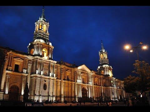 Historical Centre of the City of Arequipa / Tourist Destination Peru