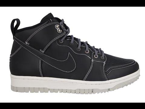 premium selection 51438 72acf ... promo code nike dunk comfort wb sneakerboot 805995 001 13bcc d6c31