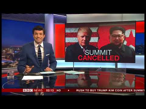 BBC News 25 May 2018