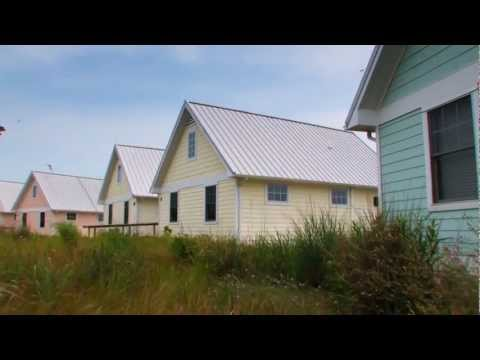 DE State Parks - Indian River Marina Cottages - DNREC - Web Video