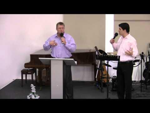 Curtis Brown, Biserica Efraim Targoviste, Decembrie 23, 2012