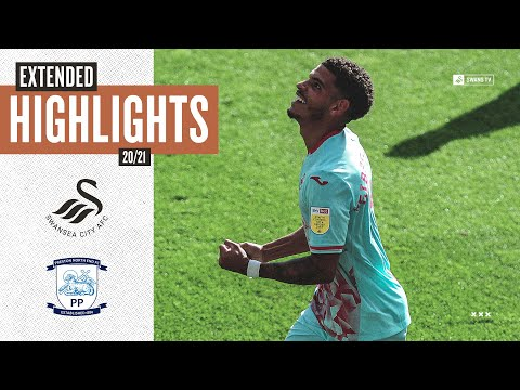 Preston Swansea Goals And Highlights