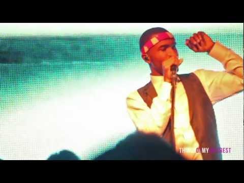 Frank Ocean - Pink Matter (LIVE)