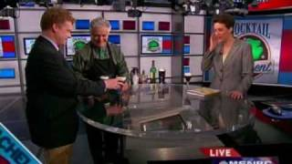 Rachel Maddow - St. Patrick's Day Cocktail Moment