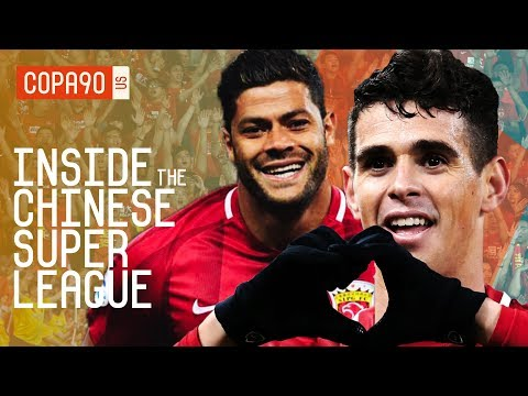 Inside The Chinese Super League - Football's Sleeping Giant?