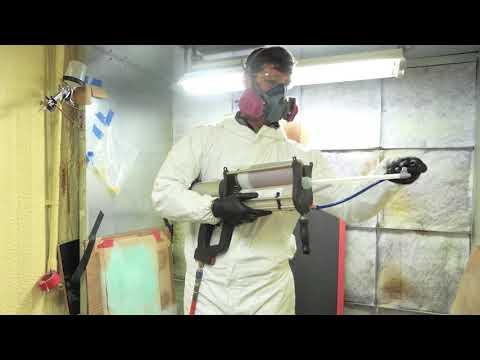 Official Av-DEC SF2470 SpraySeal® Spray Application