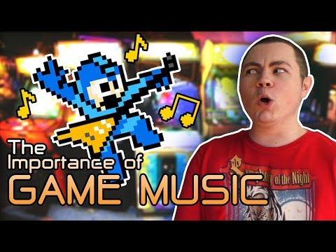 Why is Video Game Music so Important? - Square Eyed Jak