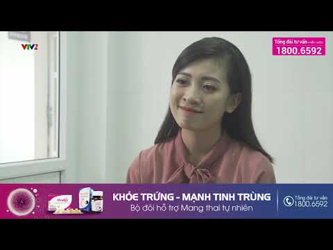 OvaQ1 - giải pháp hỗ trợ tăng cơ hội Mang Thai Tự Nhiên