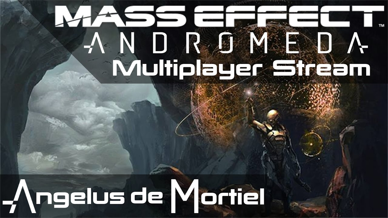 Asari Adept Thoughts Mea Multiplayer Stream Youtube