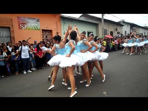 Colegio Centro America mix 2016
